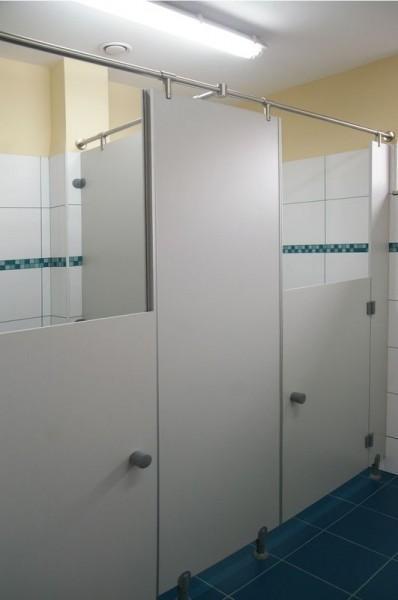 kabiny w łazience